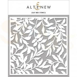 Altenew, Stencil, Leaf bed ALT4471