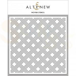 Altenew, Stencil, Woven ALT4477