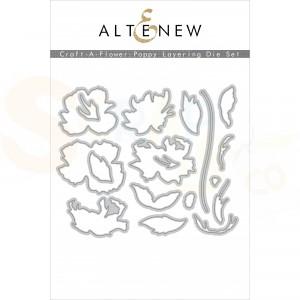 Altenew, craft-a-flower Poppy ALT4573