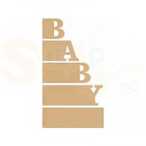 MDF Mini album baby 461.692.050