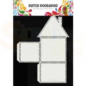 470.713.061 Dutch Doobadoo Box Art, Huis A4