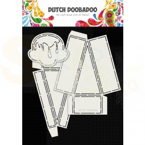 470.713.064 Dutch Doobadoo Box Art, IJshoorn