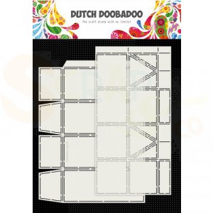 470.713.065 Dutch Doobadoo Box Art, Melkpak