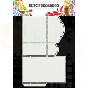 470.713.073 Dutch Doobadoo Box Art, Pop-up box