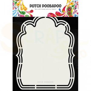 470.713.186 Dutch Doobadoo Shape Art, Susanna