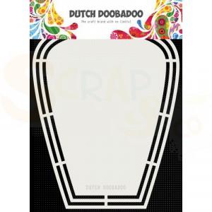 470.713.198 Dutch Doobadoo Shape Art, Bloemblaadjes