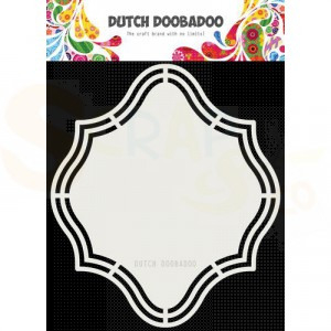 470.713.201 Dutch Doobadoo Shape Art, Charlotte