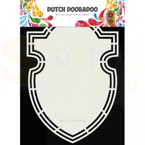 470.713.204 Dutch Doobadoo Card Art, Shield