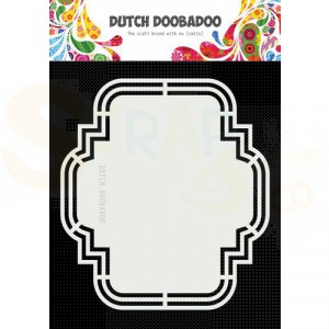 470.713.207 Dutch Doobadoo Card Art, Iris