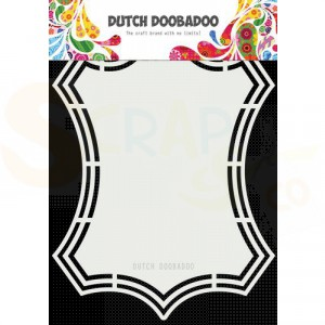 470.713.208 Dutch Doobadoo Shape Art, Sea Bottom