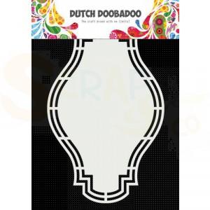 470.713.211 Dutch Doobadoo Shape Art, Flame
