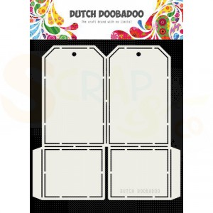 470.713.715 Dutch Doobadoo Card Art, Label