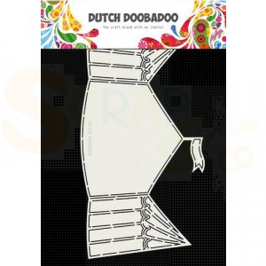 470.713.778 Dutch Doobadoo Card Art, Circustent