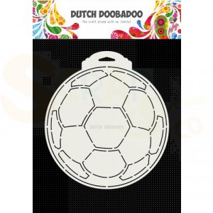 470.713.792 Dutch Doobadoo Card Art, Voetbal