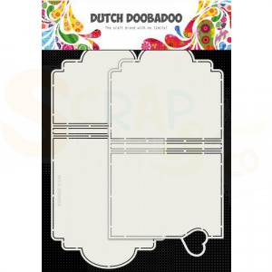 470.713.799 Dutch Doobadoo Card Art, Mini album set