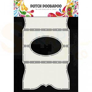 470.713.805 Dutch Doobadoo Shape Art, Schommel