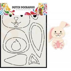 470.713.811 Dutch Doobadoo Card Art, Built-Up Konijn