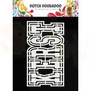 470.713.812 Dutch Doobadoo Card Art, Kerst