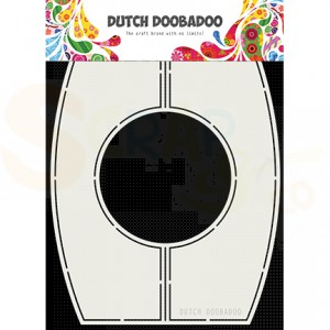 470.713.832 Dutch Doobadoo Card Art, Fold card