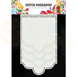 470.713.843 Dutch Doobadoo Card Art, Flipalbum