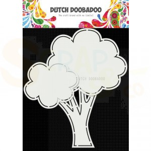 470.713.853 Dutch Doobadoo Card Art, Tree