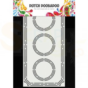 470.713.855 Dutch Doobadoo Card Art, Slimline ticket