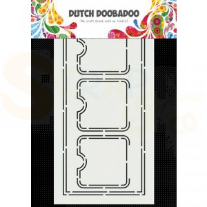 470.713.856 Dutch Doobadoo Card Art, Slimline label