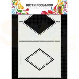 470.713.861 Dutch Doobadoo Card Art, Ruit Diamant