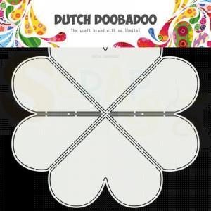 470.713.867 Dutch Doobadoo Card Art 30x30 cm, Hart