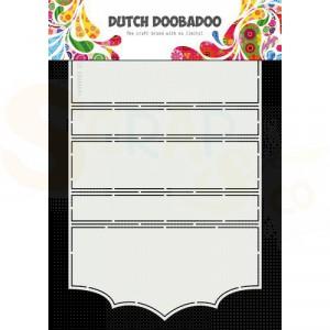 470.713.872 Dutch Doobadoo Card Art, Angie