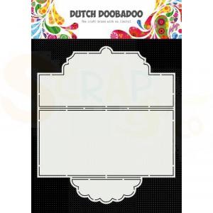 470.713.874 Dutch Doobadoo Card Art, Slimline Tie card