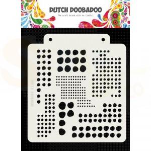 470.715.138 DDBD Mask Art, Blobs