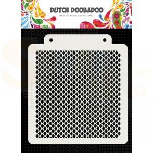 470.715.140 Dutch Doobadoo Mask Art, Schubben