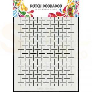 470.715.150 Dutch Doobadoo Mask Art, Raster