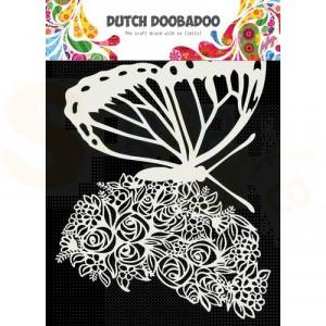 470.715.170 Dutch Doobadoo Mask Art, Grunge mix