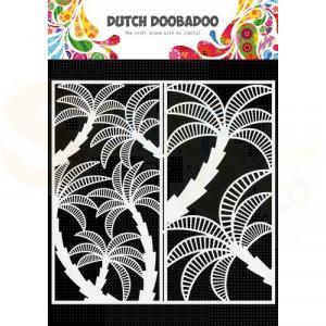 470.784.007 Dutch Doobadoo Mask Art, Slimline Palmboom