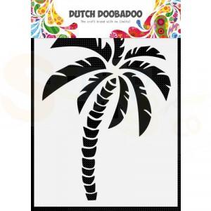 470.784.008 Dutch Doobadoo Mask Art, Palmboom