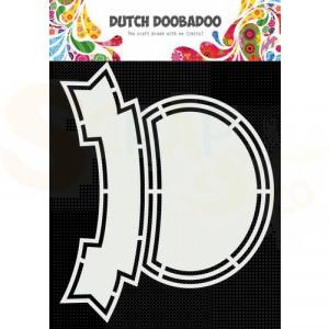 470.784.019 Dutch Doobadoo Card Art, Banner