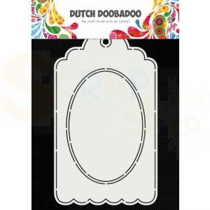 470.784.022 Dutch Doobadoo Card Art, Tag