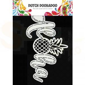 470.784.029 Dutch Doobadoo Card Art, Aloha