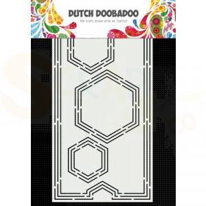 470.784.039 Dutch Doobadoo Mask Art Slimline, Diamant