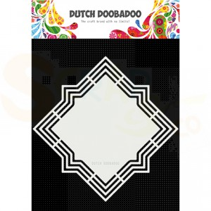 470.713.183 Dutch Doobadoo Shape Art, Lola