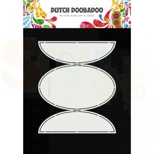470.713.337 Dutch Doobadoo Card Art, Oval flaps