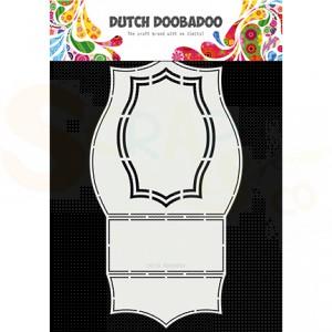 470.713.338 Dutch Doobadoo Card Art, Sapphire