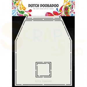 470.713.760 Dutch Doobadoo Card Art, Theezakje
