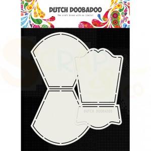 470.713.762 Dutch Doobadoo Card Art, Wobble los 2-delig