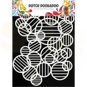 470.715.132 DDBD Mask Art, Circle lines