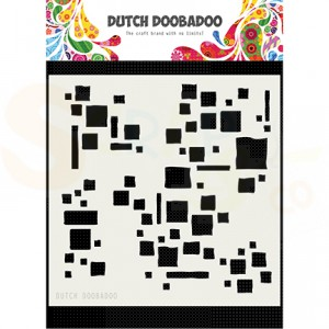 470.715.615 DDBD Mask Art, Squares
