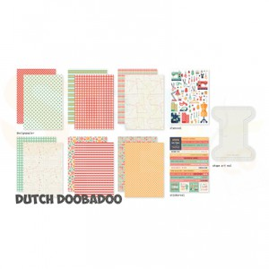 472.100.004 Dutch Doobadoo Papier, One more Stitch