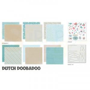 473.005.015 Dutch Doobadoo Crafty Kit XL, Sea Party